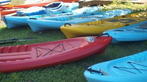 Canoes on Greenway Trail Murfreesboro Greenway-01