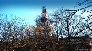 Clock Tower Fall Murfreesboro Public Square Fall 2012 Images