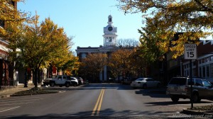Court House Clock 1 Murfreesboro Public Square Fall 2012 Images