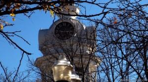 Court House Clock 2 Murfreesboro Public Square Fall 2012 Images