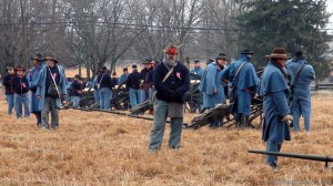 Cannons at Rest Battle of Stones River Images