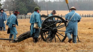 Close Up Cannon Battle of Stones River Images