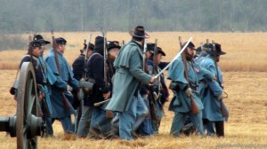 Marching Into Position Battle of Stones River Images