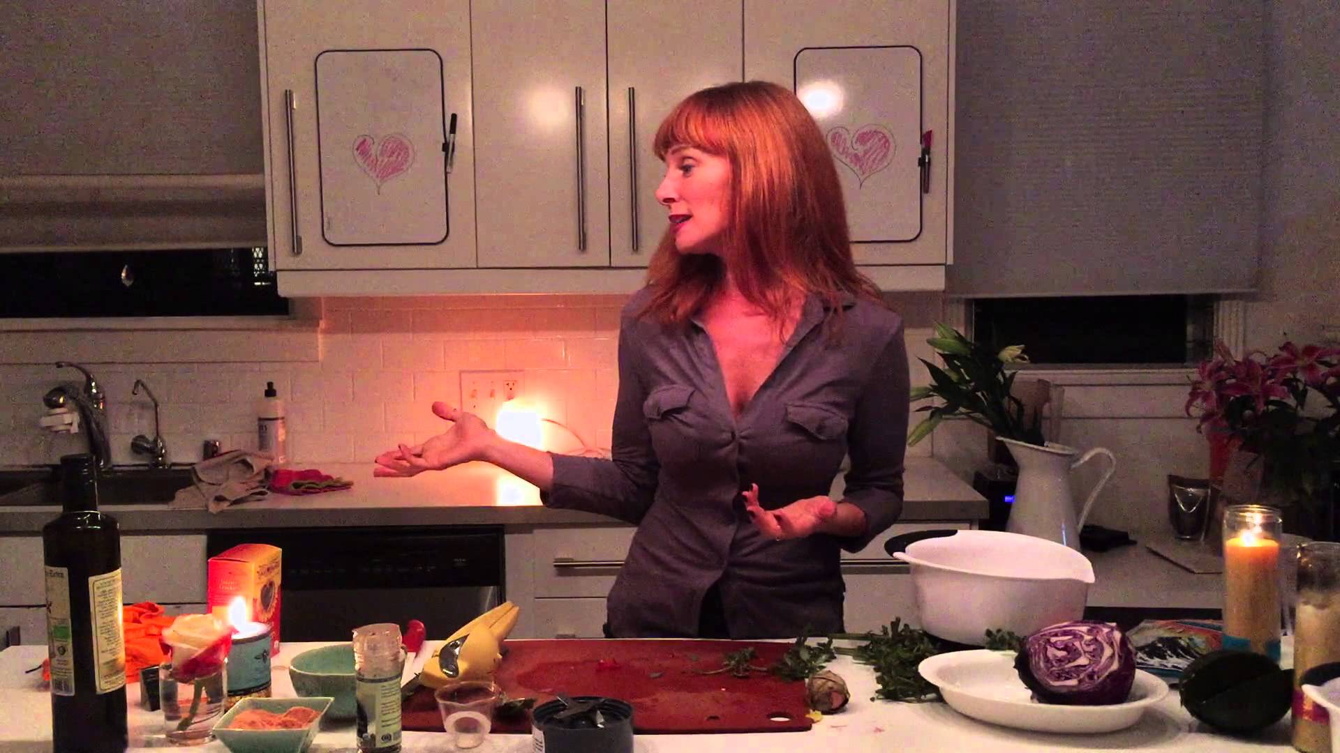 How to cook Winter purslane