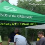 Murfreesboro Greenway Art Festival 2016