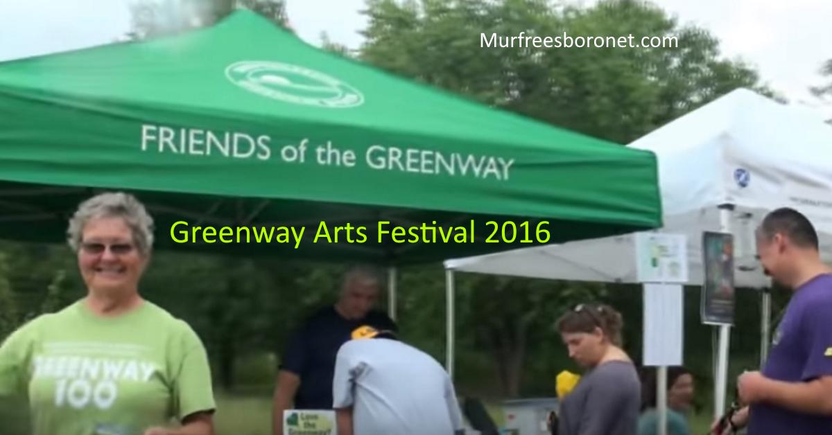 Greenway Arts Festival 2016