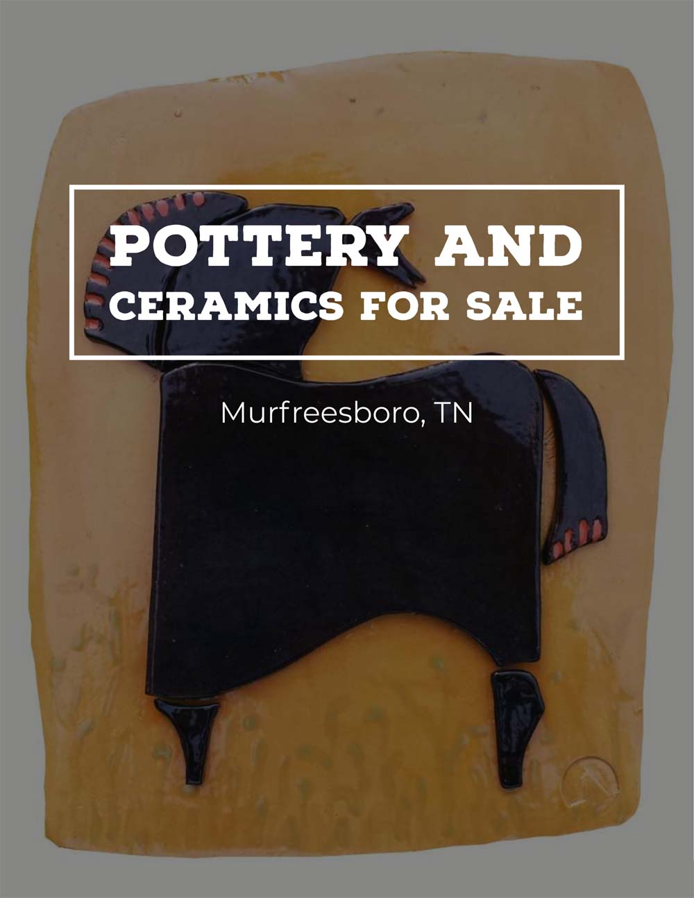 Pottery and ceramics for sale in Murfreesboro